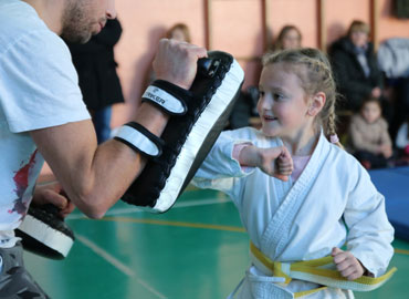 Karate – Tang Soo Do